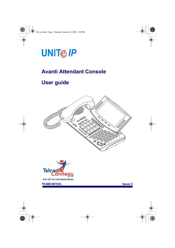 Avante Attendant Console User Guide Issue 2.pdf