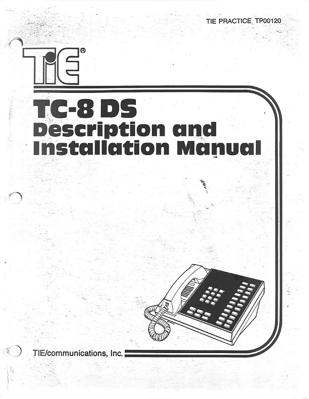 Tie TC-8 DS Installation Manual Apr 1983.PDF