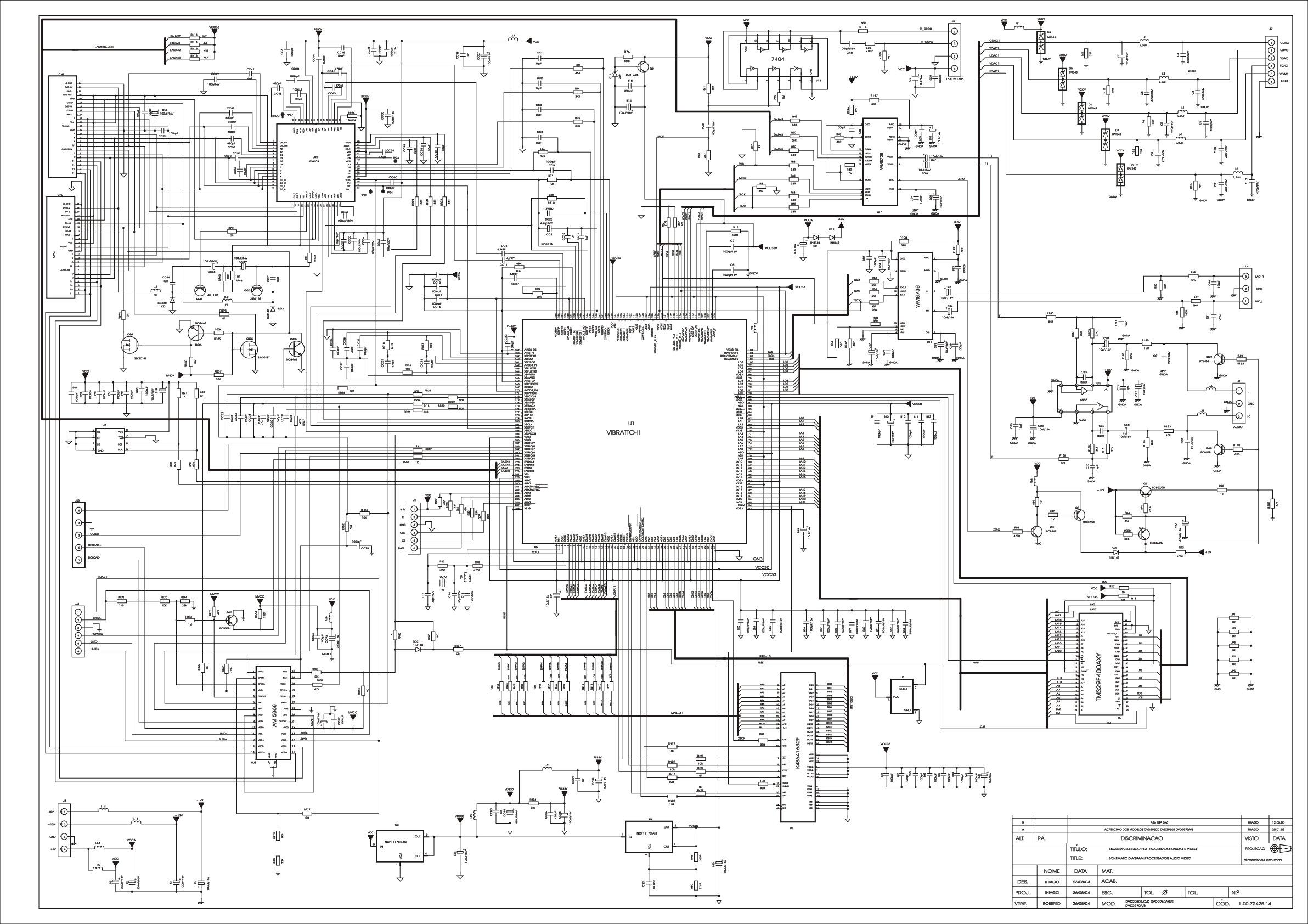 CCE DVD-2970D Diagrama Esquematico.pdf