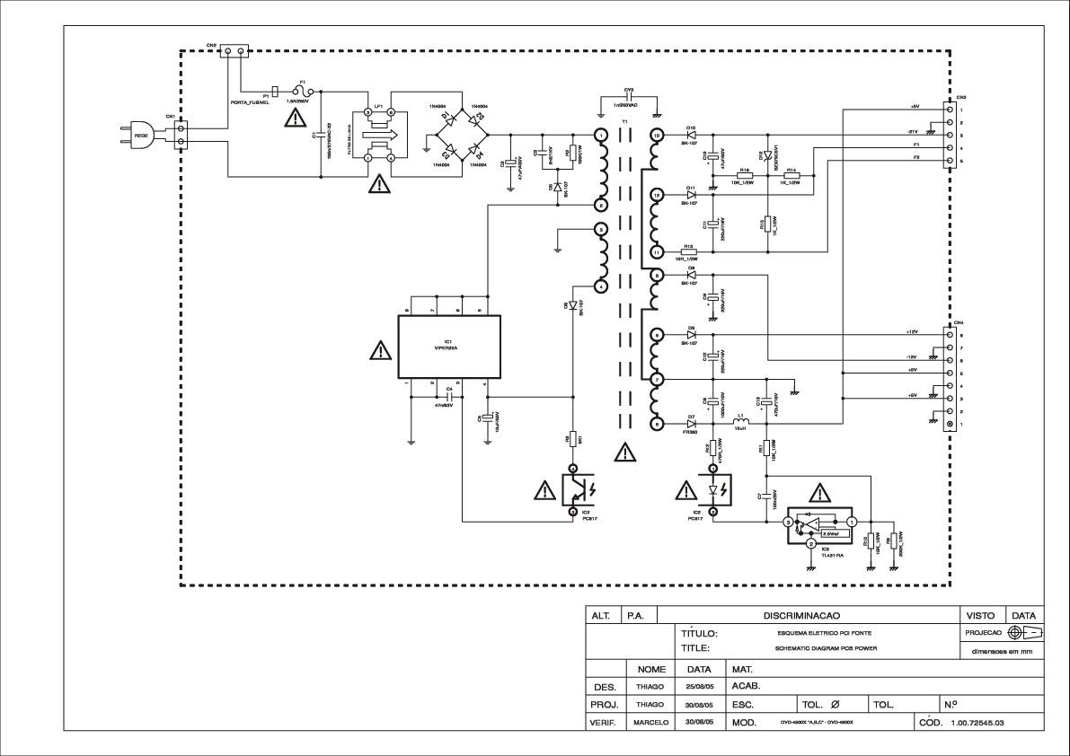 CCE DVD-4500XSCORE Diagrama Esquematico.pdf