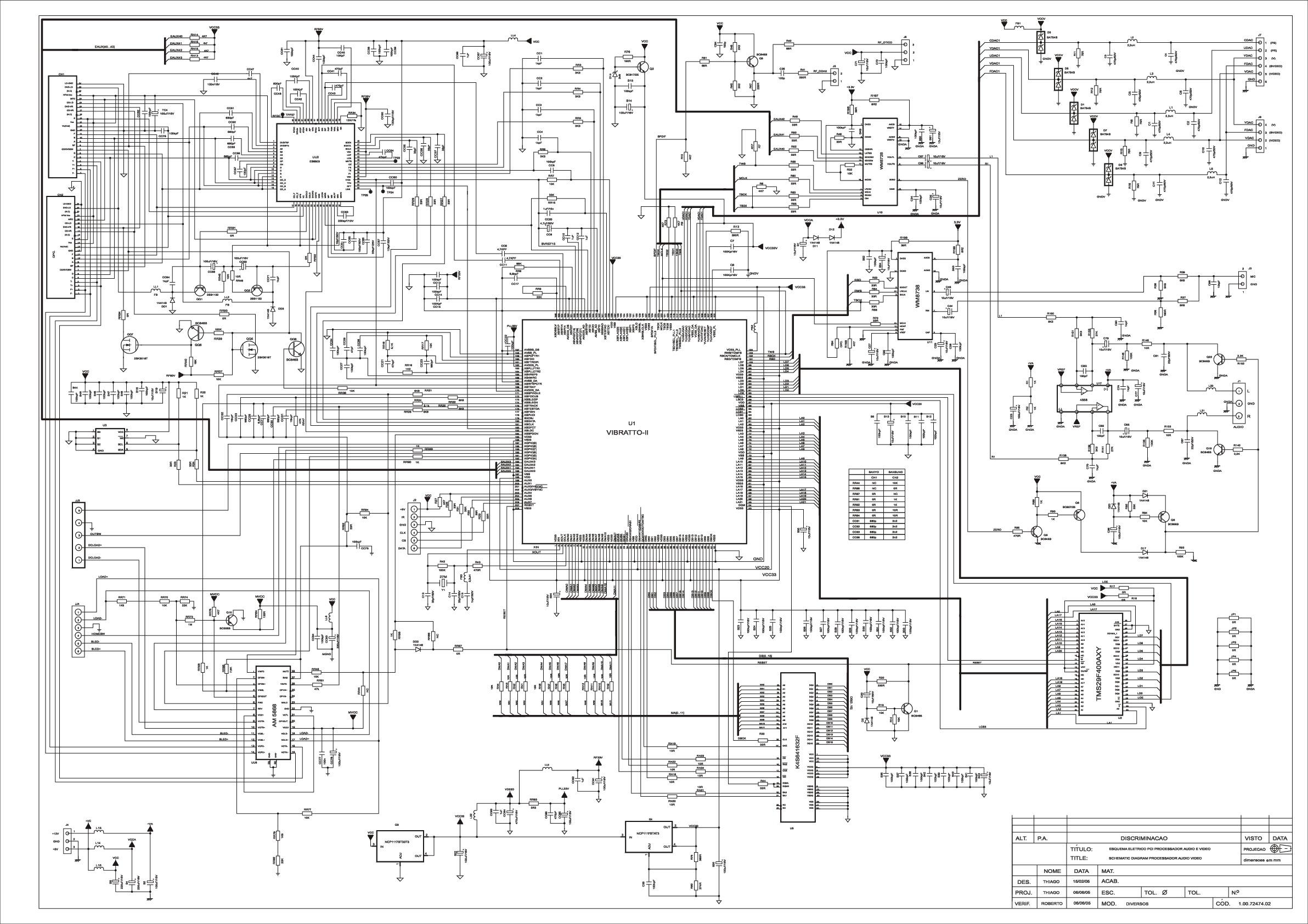 CCE DVD-5200 Diagrama Esquematico.pdf