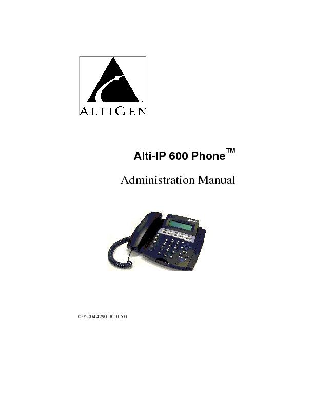 Altigen Aleen Alti-IP 600 Manual.pdf