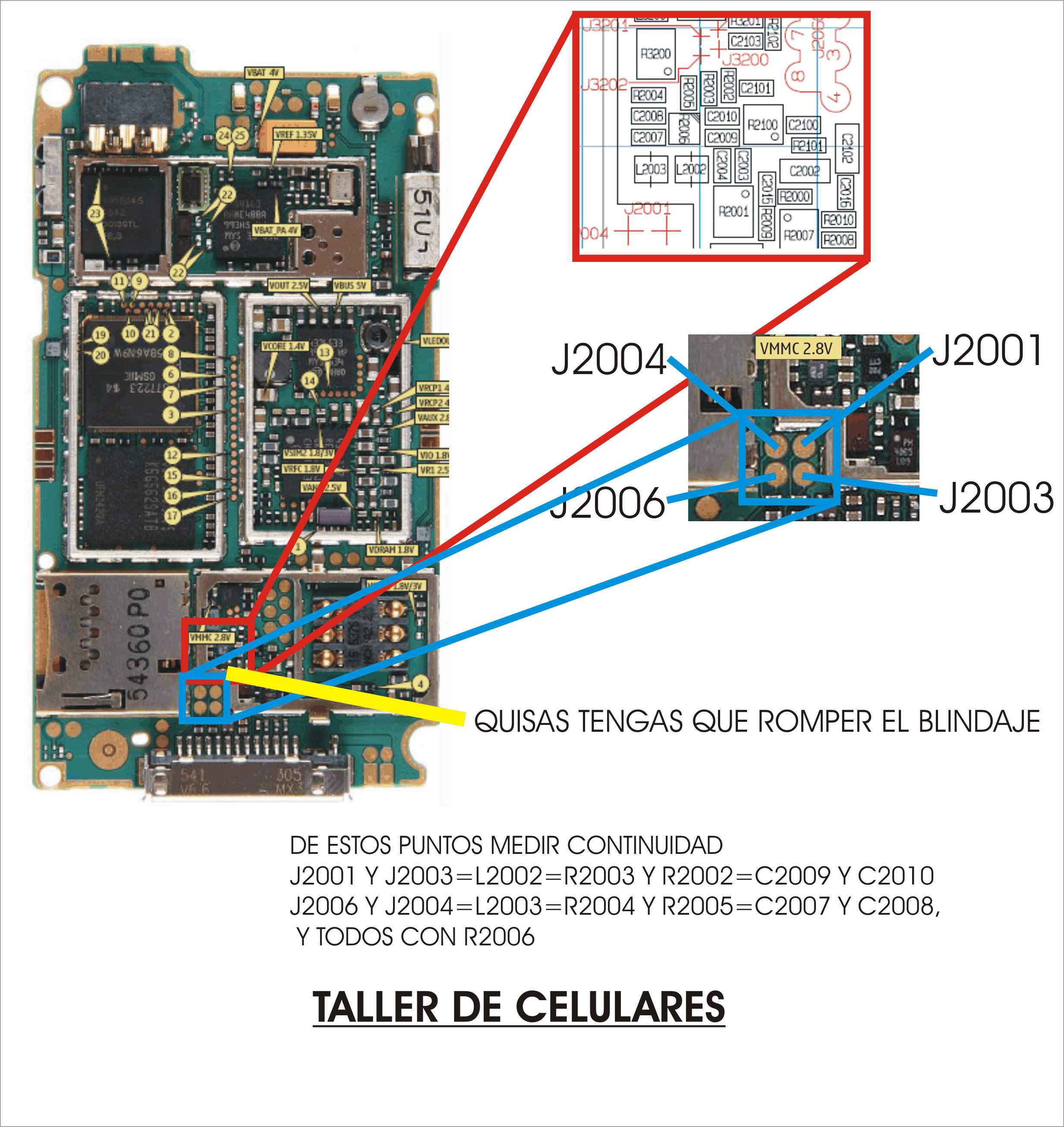 Nokia 6131 Audio Circuito Jpg Diagramas De Celulares
