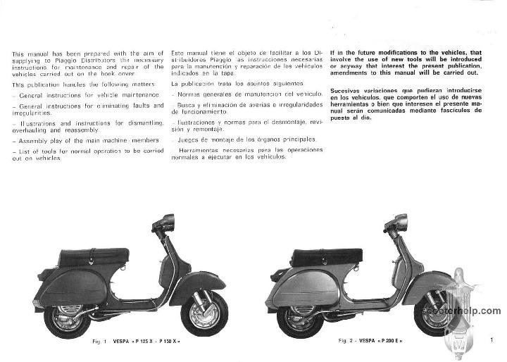 Vespa p125X p150X p200E Manual De Taller.pdf