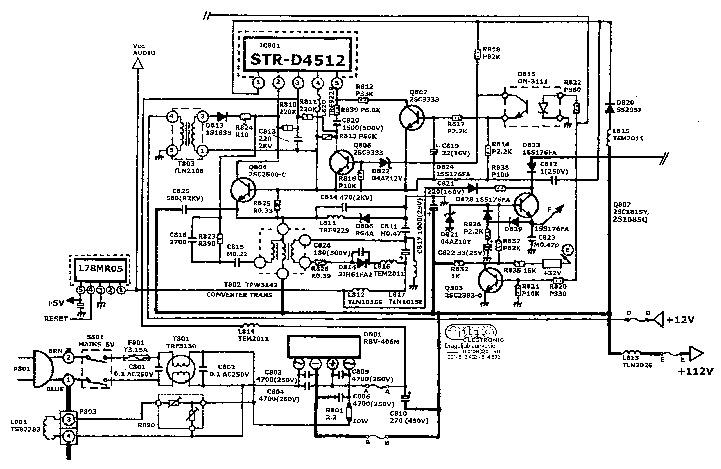 Toshiba Strd4512 Pdf Diagramas De Televideo Tv Vcr Tv Dvd