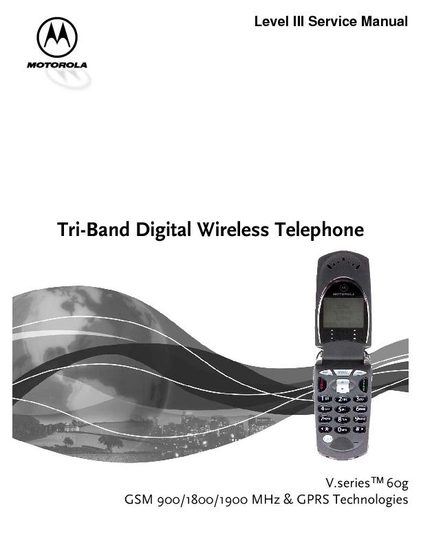 Motorola V60 service_manual.pdf
