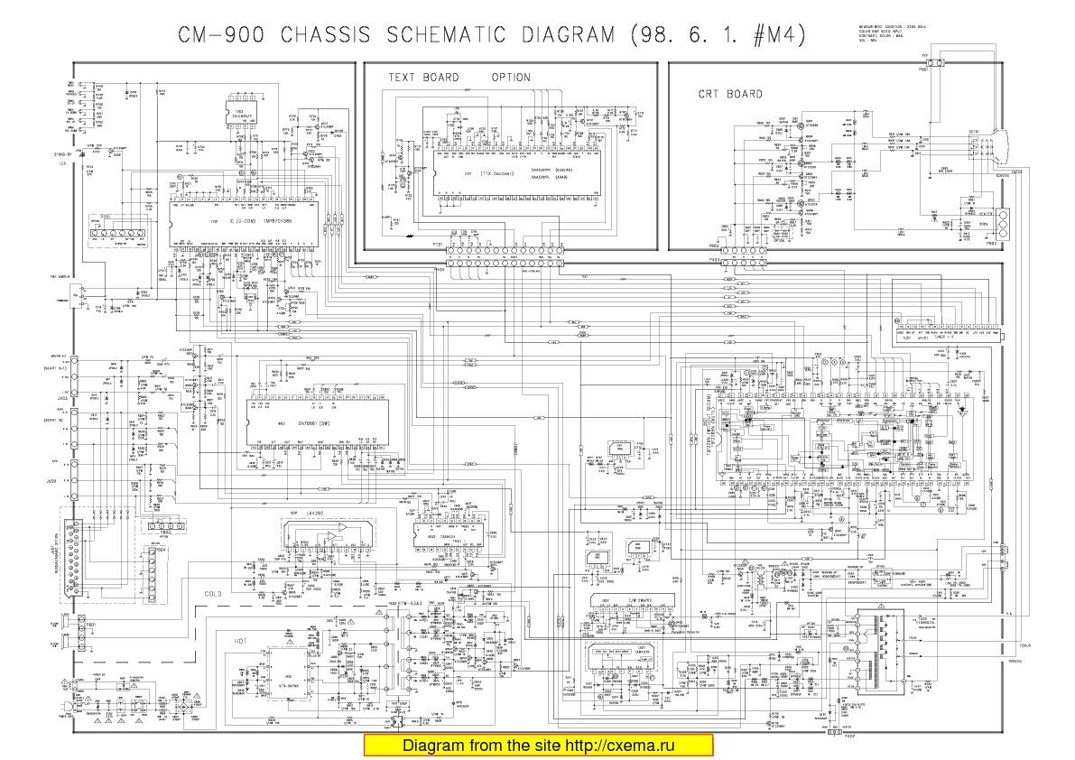 Daewoo Dtc 29 Daewoo Dtc 29 Pdf Diagramas De Televisores
