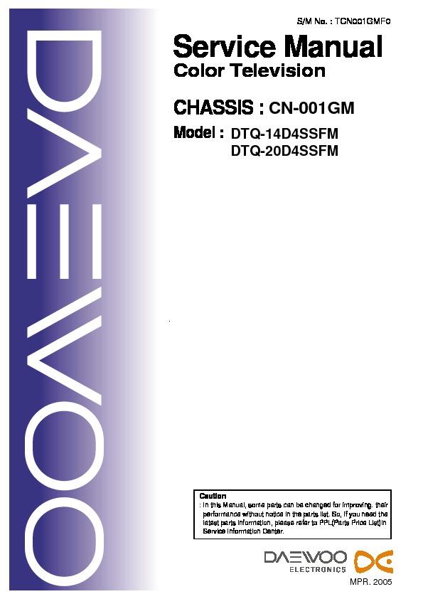 Daewoo DTQ - 14D4SSFM Chasis CN - 001GM.pdf