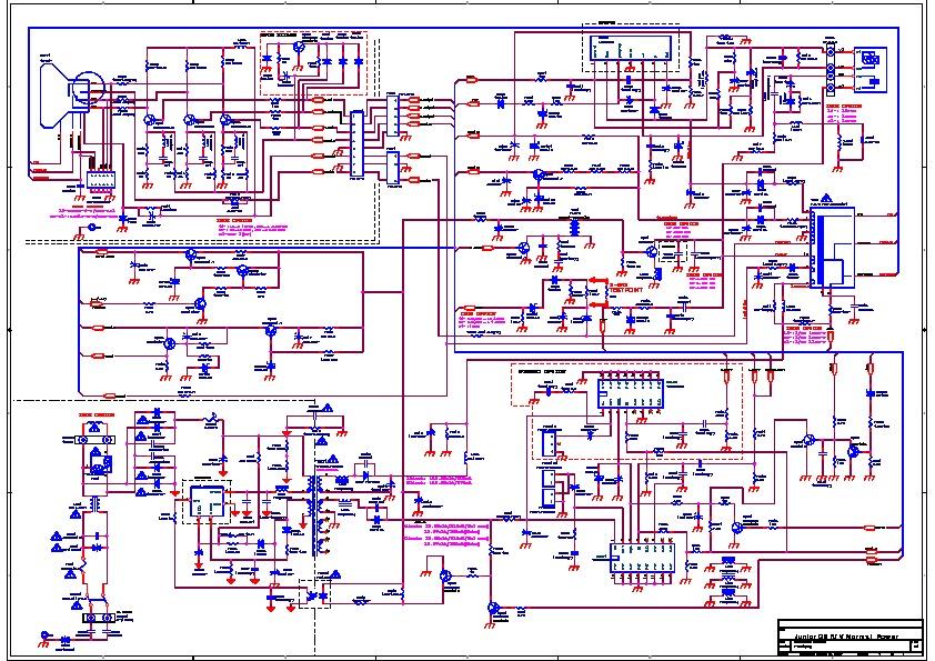 Daewoo Daewoo Dtq 2134ns Pdf Diagramas De Televisores Lcd