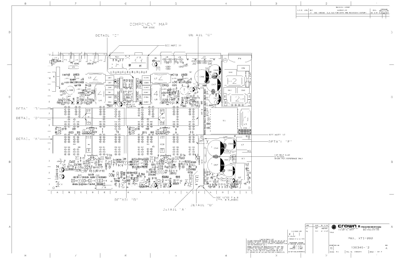 crown xti 4000 crown xti 4000 schematic pdf diagramas de audio  u2013 diagramasde com  u2013 diagramas