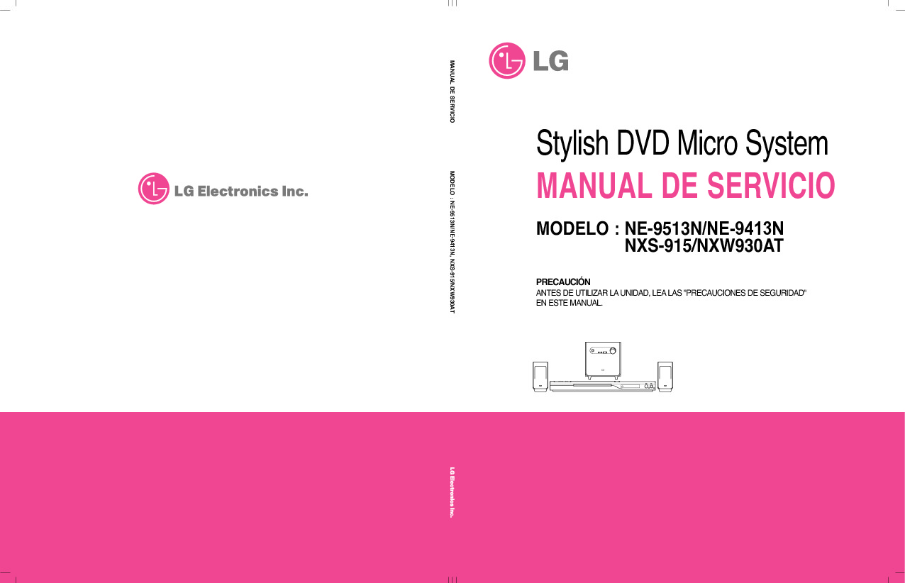 Lg-Dvd Home heater NXW-915 NXW-930AT.pdf