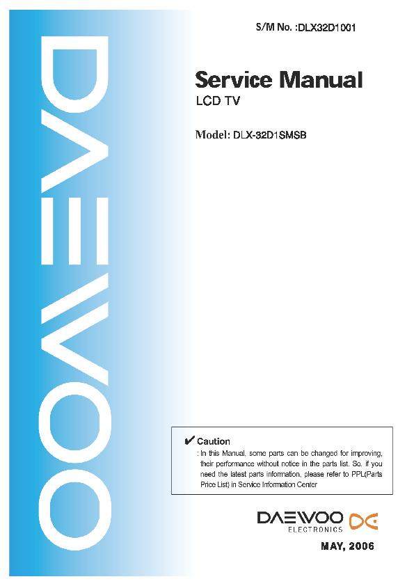 DAEWOO DLX-32D1SMSB service manual lcd.pdf