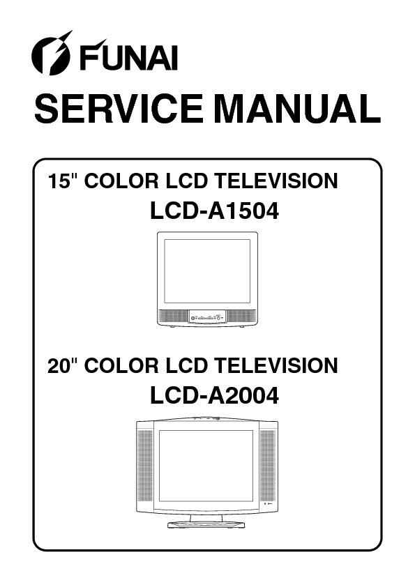 FUNAI LCDA1504 LCD TV SM.pdf