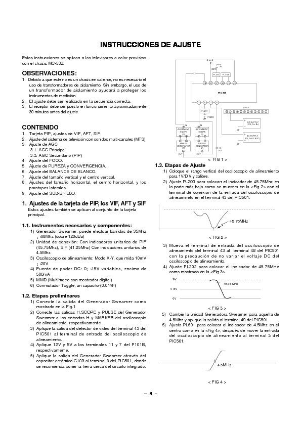 Lg Cn 29c42p Cn 29c42p Pdf Diagramas De Televisores Lcd Y Plasma  U2013 Diagramasde Com  U2013 Diagramas