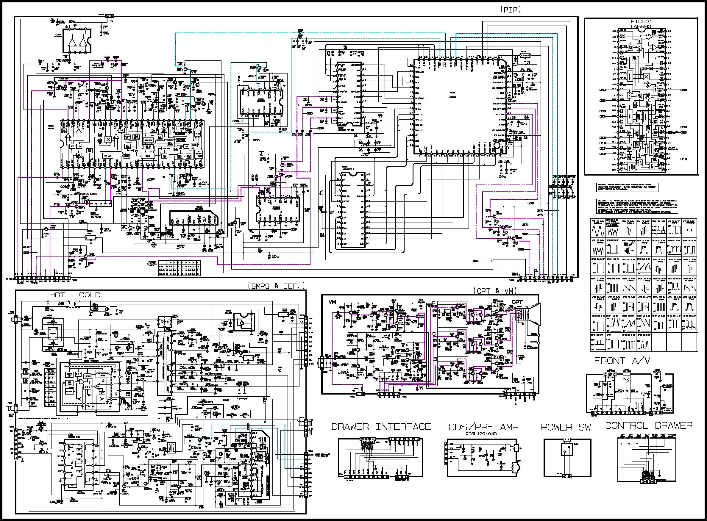 Lg Lg Cp 34c62p Chasis Mc 53a Pdf Diagramas De Televisores Lcd Y Plasma  U2013 Diagramasde Com