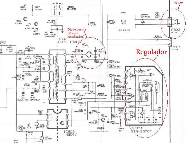 Lg Tv Lg Diagrama Fuente 106 Jpg Diagramas De Televisores Lcd Y Plasma  U2013 Diagramasde Com