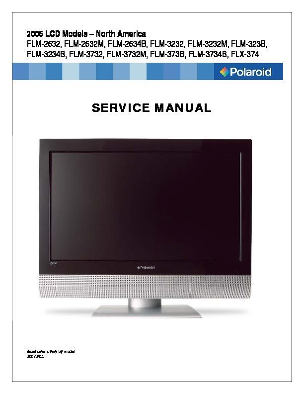 Polaroid FLM-Series-26-32-37-Service Manual Final NA_20070418.pdf