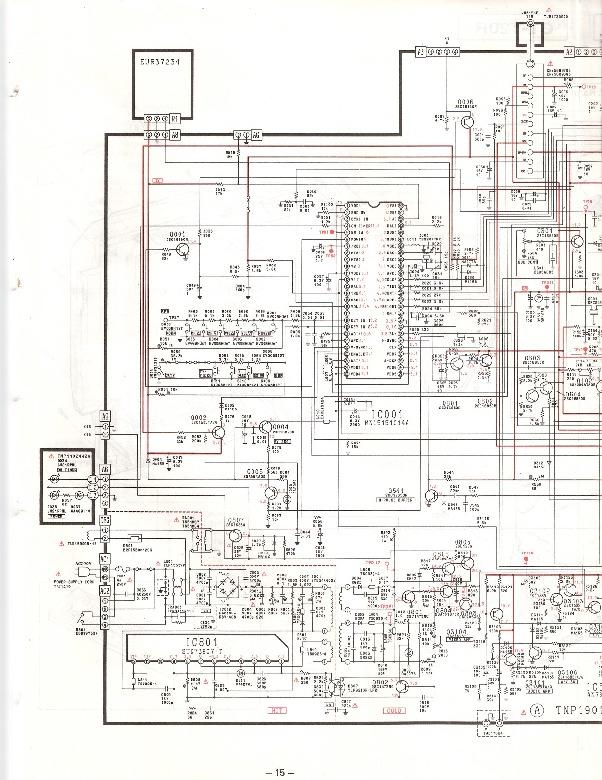 panasonic panasonic ct t14r panasonic ct t14r pdf diagramas de televisores lcd y plasma