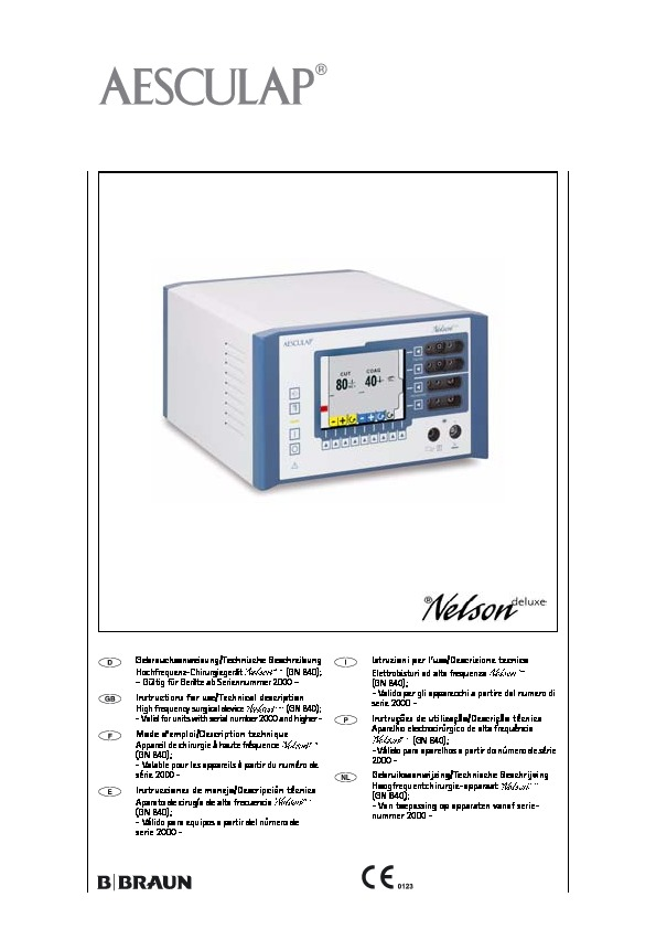 Manual ESU, GN640.pdf