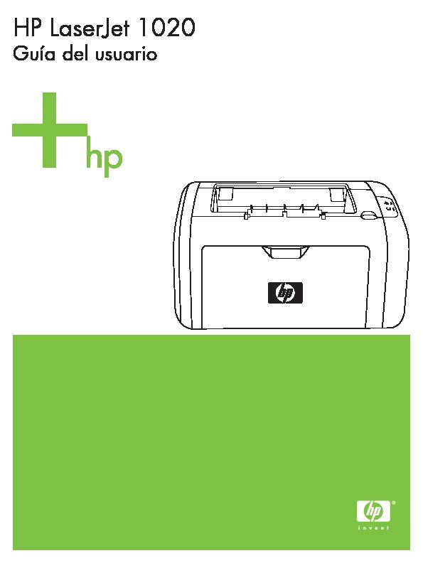 Manual Impresora Laser HP 1020.pdf