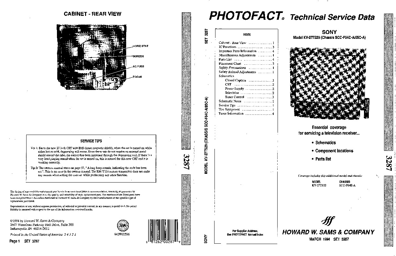 sony sony kv27ts32 3287n pdf diagramas de televisores lcd y plasma  u2013 diagramasde com  u2013 diagramas