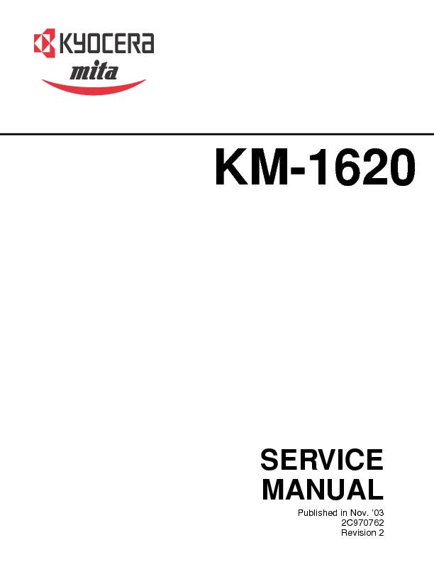 KM-1620_Manual de servicio.pdf