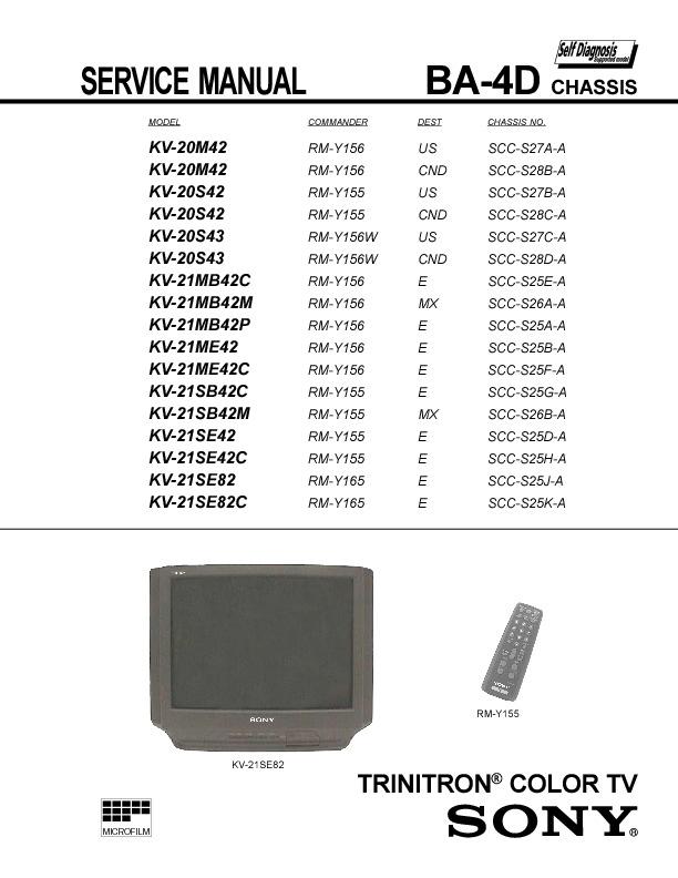 KV - 20M42 - 20S42 - 20S43 - 21MB42C - 21MB42M - 21MB42P - 21ME42 - 21ME42C - 21SB42C -.pdf