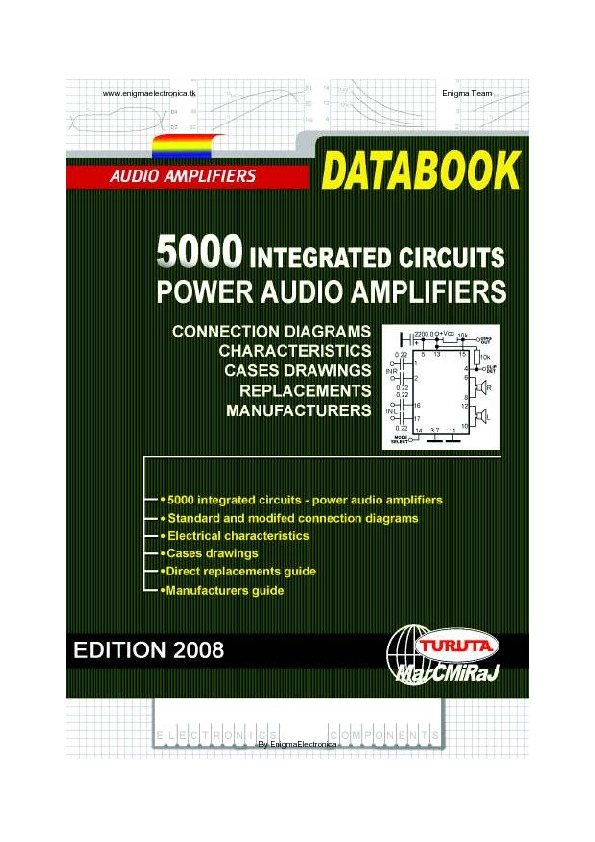 Catalogo de 5000 diagramas de Amplificadores de Audio by enigmaelectronica.pdf