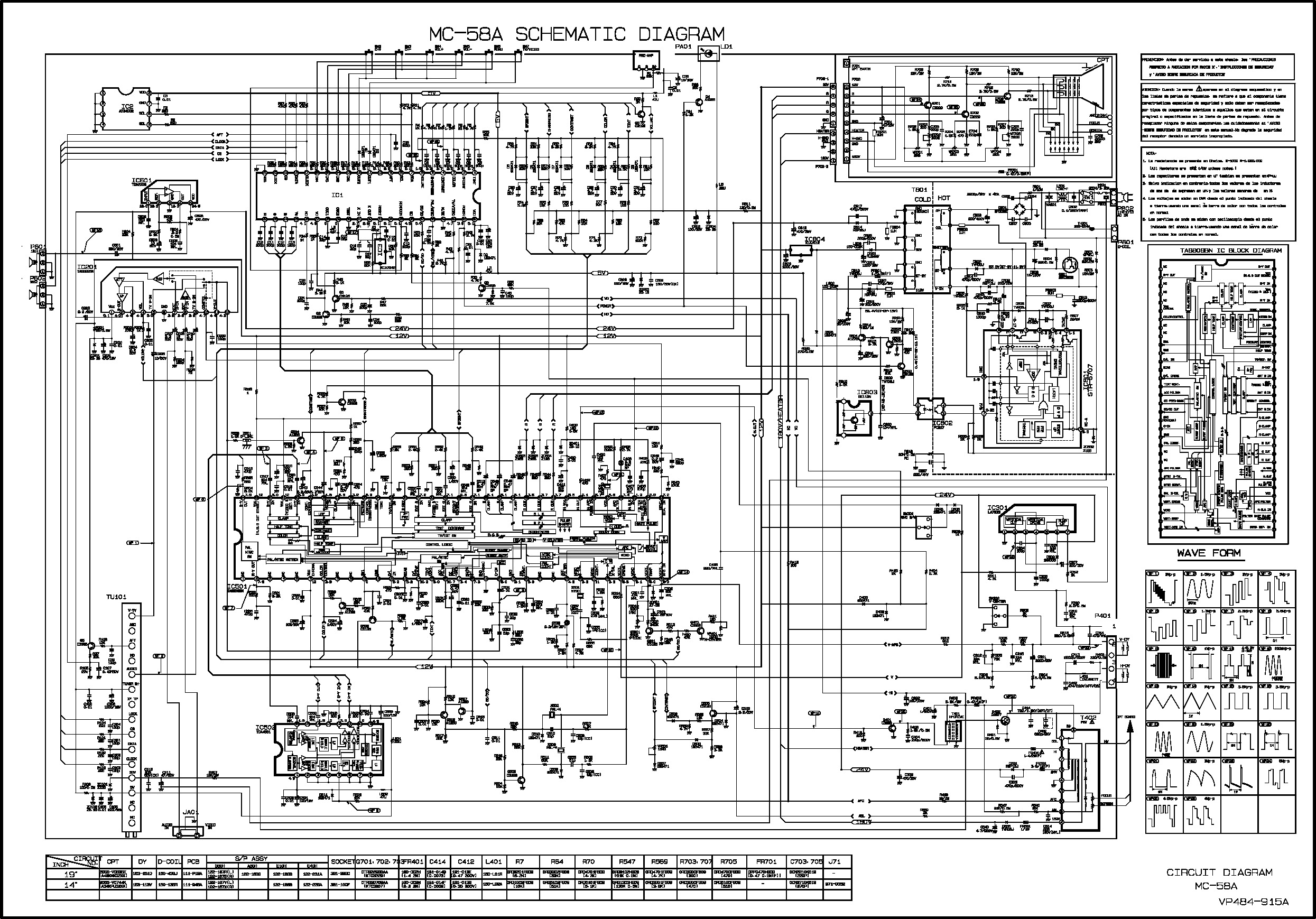 Telefunken Lg Mc 58a Pdf Diagramas De Televisores Lcd Y Plasma  U2013 Diagramasde Com  U2013 Diagramas