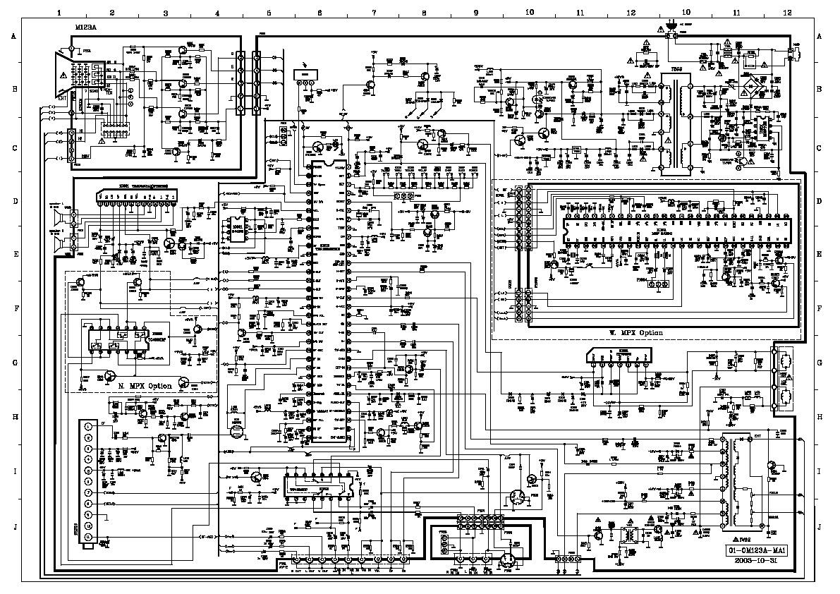 Telefunken Tk2129stx M123a Tfk Tk 2129 Stx Circuit Pdf