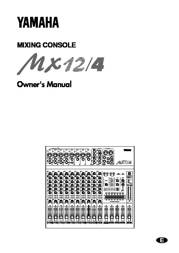 MX12_4E owners manual.pdf