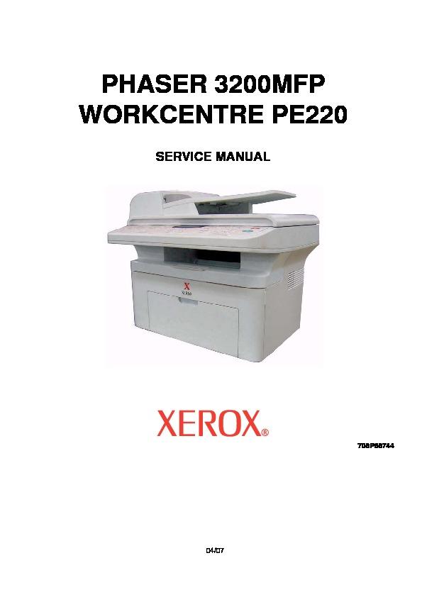 PHASER 3200MFP WORKCENTRE PE220 SERVICE MANUAL.pdf