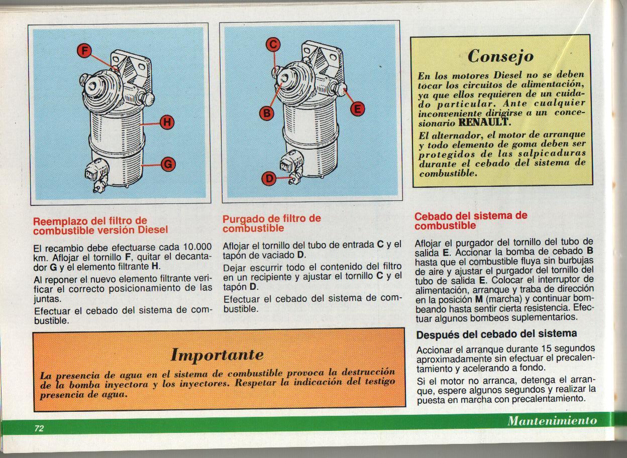 Renault 21 Nevada Diesel 019 Jpg Diagramas De Autos