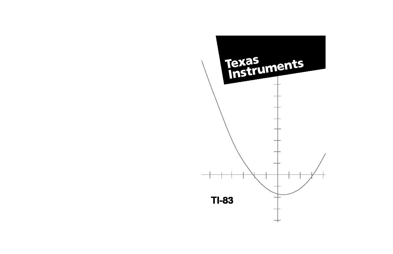 TI83 Manual de usuario.pdf