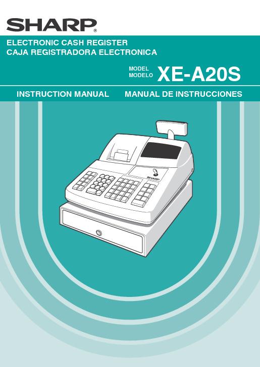 SHARP XEA20S.pdf