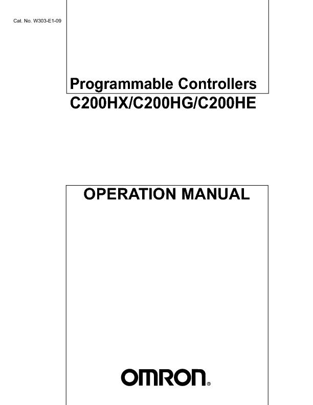 Omron C200he.pdf