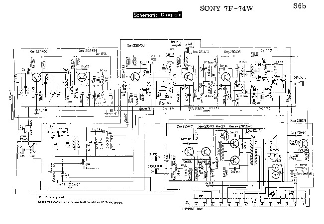 sony sony 7f 74w pdf diagramas de autoradio potencias radios y dvd  u2013 diagramasde com  u2013 diagramas