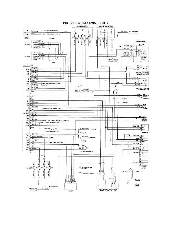 Toyota Camry 7  11 Esqtoy008 Pdf Diagramas De Autos  U2013 Diagramasde Com  U2013 Diagramas Electronicos Y