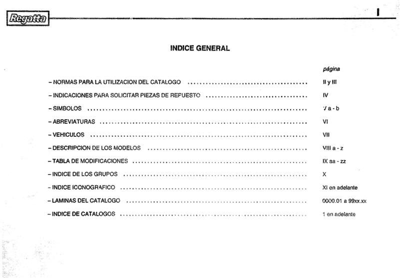 Fiat Manual De Regatta Pdf Diagramas De Autos