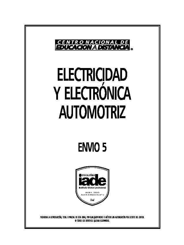 electricidad y electronica del automovil - 12.pdf