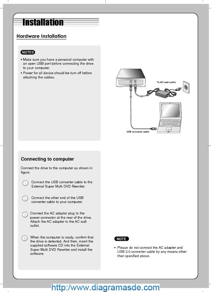 Lg Gsa h10a Manual