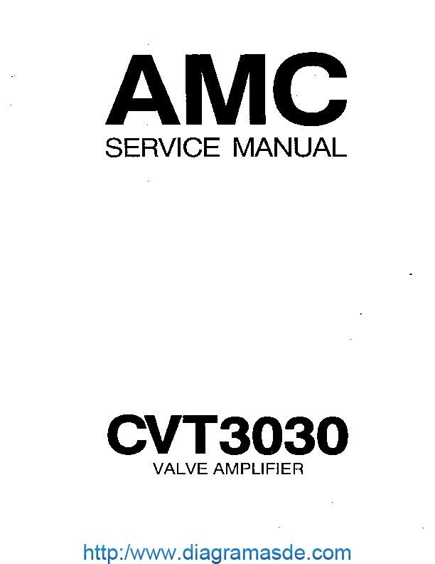 AMC CVT3030.pdf