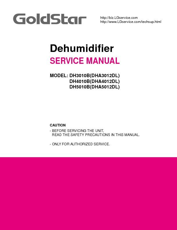 DH3010B Manual de Servicio.pdf