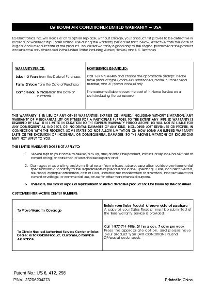 LB1200ER Informacion de Garantia.pdf