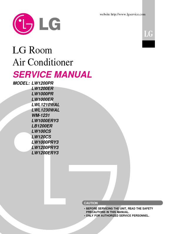 LB1200ER Manual de Servicio.pdf