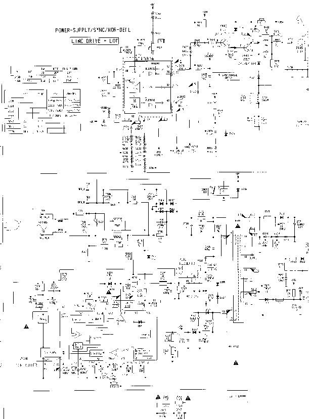 Philips 20ll27 Chassis Y6 Pdf Philips 20ll27 Y6  U2013 Diagramasde Com  U2013 Diagramas Electronicos Y