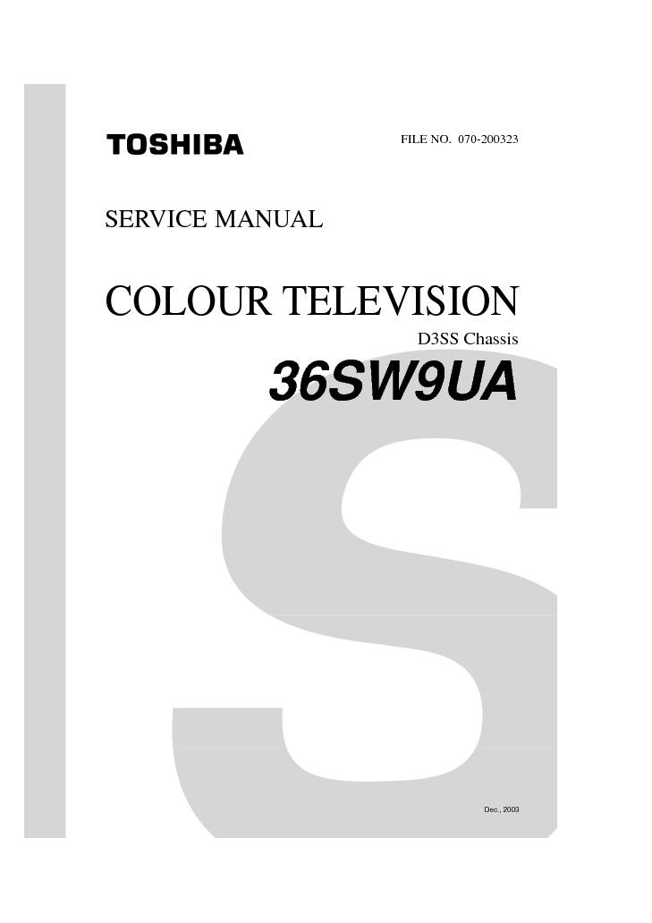 Toshiba MOD. 36SW9UA_Chassis_D3SS.pdf