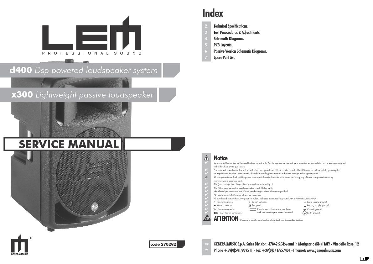 LEM D400, X300.pdf
