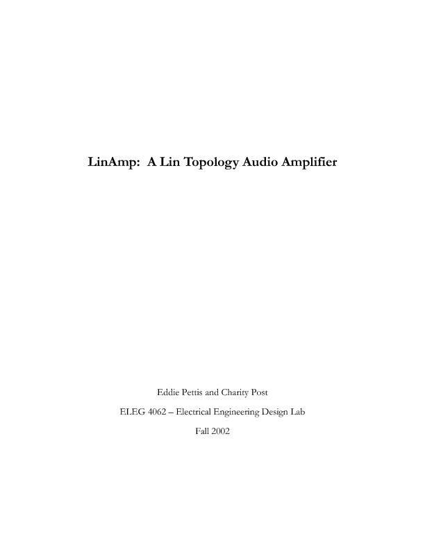 LinAmp_report.pdf