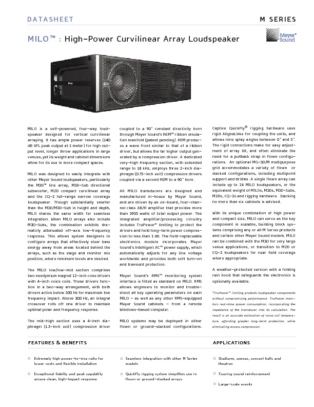 Meyer Sound MILO High-Power Curvilinear Array Loudspeaker.pdf